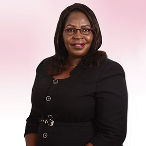 Mrs. Damaris Chirchir - Chief Manager, Factory Operations
