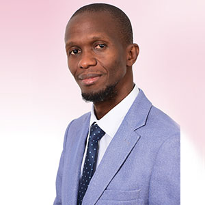 Mr. Samuel Onyango - Head of Communication & Information Technology