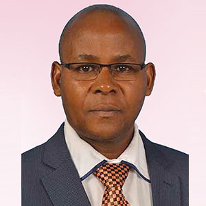 Mr. Javel Muthee Murira -  Alternate Director  Ministry of Industry, Trade and Co-operatives