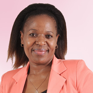 Dr. Magdalene Muthoka, PhD - Chief Manager, HR & Administration